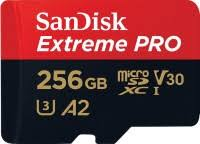 SanDisk Extreme Pro V30 A2 microSDXC UHS-I U3 <b>256</b> ГБ ...