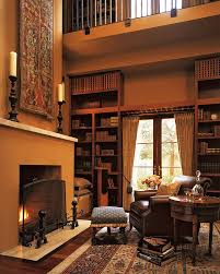modern interior home library designs enchanting residential study interior home library wooden brown home office library decoration modern furniture