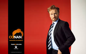 Image result for conan o brien show