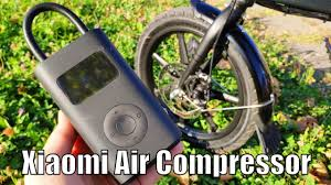Xiaomi <b>150 PSI</b> Portable <b>Air Compressor</b> - YouTube