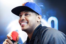 On Wednesday evening we headed down to House of Hoops by Foot Locker on Oxford Street to interview New York Knicks' shining star Carmelo Anthony about ... - Carmelo-Anthony-New-York-Knicks-talks-Melo-M9-Jordan-Brand-London-Launch-The-Daily-Street-01