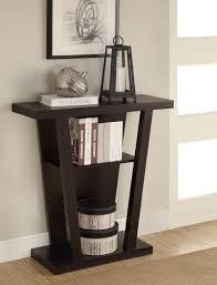 amazoncom coaster home furnishings 950136 contemporary console table cappuccino kitchen dining cheap entryway furniture