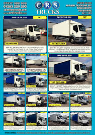 best used truck s crs trucks quality trucks sensible price best used truck s crs trucks quality trucks sensible price best used truck s derbyshire crs trucks export worldwide uk retail used truck dealer