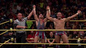 Image result for jason jordan and chad gable