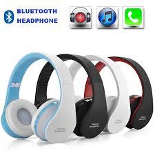 NX-8252 Professional <b>Foldable Wireless</b> Bluetooth <b>Headphone</b> ...