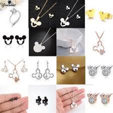 Yiustar New Arrival Cute Elegant Mickey Necklace Pendants ... - Vova