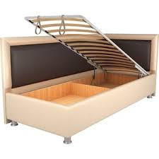 <b>Кровать OrthoSleep</b> Барби <b>бисквит</b>-<b>шоколад</b> механизм и ящик ...