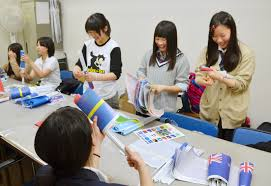 omotenashi comes up short on humility the times general hospitality high school students prepare welcome packages for overseas delegates to a summit for istock
