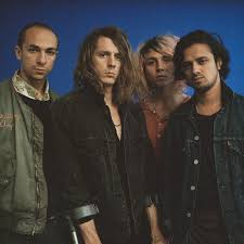 <b>Mystery Jets</b> - Paradigm Talent Agency