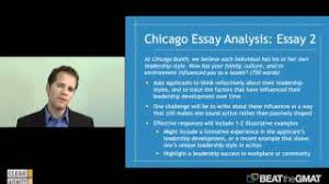 booth school of business university of chicago   mba essay  chicago booth mba essay breakdown       write like an expert