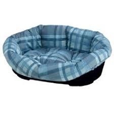 <b>Ferplast</b> Medium <b>Sofa</b> Bed <b>4</b> with <b>Cushion</b> | Free UK Delivery
