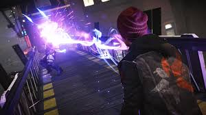 Image result for infamous second son