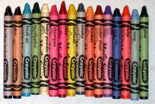 Colors <b>Crayola</b>