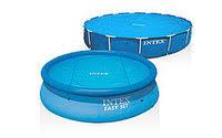 <b>29024 Тент</b> солнечный <b>Intex 29024 для</b> бассейна 488 см, цена ...