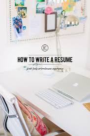 how to write a resume little or irrelevant experience the when it comes down to it the resume is your greatest marketing tool it highlights your skills and expertise and shows potential employers why you re the