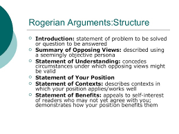 rogerian argument essay   rogerian argument essay outline example    rogerian essay example