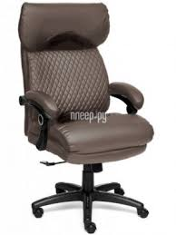 Компьютерное <b>кресло TetChair Chief</b> искусственная кожа, <b>ткань</b> ...