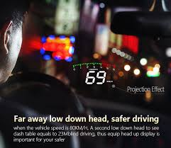 <b>A100</b> 3.5 A900 HUD Head Up Display <b>Car</b> styling Hud Display ...