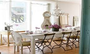 Shabby Chic Dining Room Table Country Dining Room Sets Liberty Furniture Low Country Bronze 6