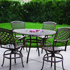 patio bar table sets find