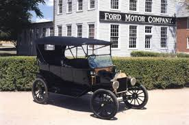 Ford T, Modelo A