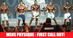 WATCH: Olympia 2019 Men's Physique Callout Report