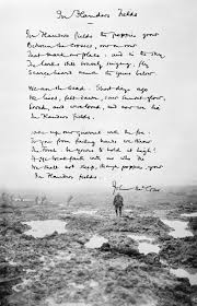 the power of a poem book of essays marks centenary of in flanders from in flanders fields 100 years alfred a knopf