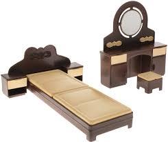 <b>Огонек</b> Набор <b>мебели</b> для кукол <b>Спальня</b> Коллекция