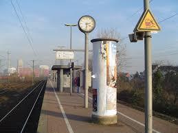 Düsseldorf-Hamm station