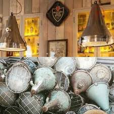 Lamps & Lighting - Old Nautical