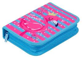 <b>Berlingo Пенал Flamingo</b> style (PK06121) — купить по выгодной ...
