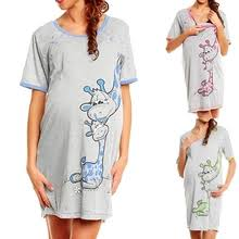 enxi new s 2xl print maternity clothes summer short sleeve pregnant dress blue yellow pregnancy for women