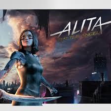 <b>Alita Battle Angel</b>