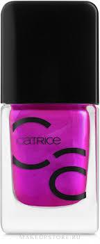 Catrice <b>ICONails</b> Gel Lacquer - <b>Лак для ногтей</b> | Makeupstore.ru
