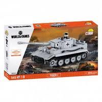 <b>Конструктор Cobi</b> World Of Tanks Тигр I Cobi 3000 — Купить ...