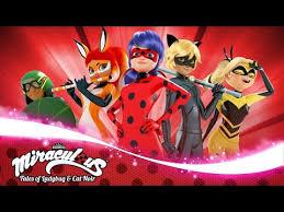 MIRACULOUS   HEROES   SEASON 3   Tales of <b>Ladybug</b> and Cat ...