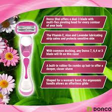<b>Dorco Shai 6</b> - Six Blade Razor Shaving System- Value Pack - 16 ...
