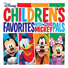 <b>Various Artists</b> - Children's Favorites with <b>Mickey</b> and Pals [LP] [Red ...