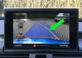 Reverse Camera <b>Highline</b> with Active Guidelines for <b>MIB</b> II- Supply ...