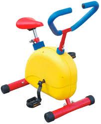 <b>Тренажер детский</b> механический Велотренажер <b>Moove&Fun</b> TFK ...