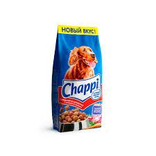 <b>Сухой корм</b> для собак <b>Chappi</b> говядина по-домашнему с овощами ...