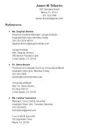 references resume internship   sample resume format for    references resume internship choosing and listing references for your internship references for resumeregularmidwesterners resume and templates
