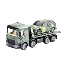 Машина на радиоуправлении <b>Zhoule Toys Грузовик</b>-<b>трейлер</b> с ...