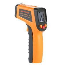 <b>Handheld Digital Non contact</b> IR Infrared Thermometer Temperature ...