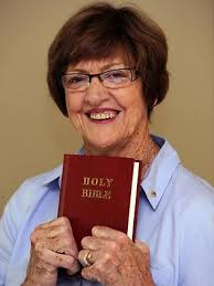 Margaret Court talks about her comments on gay marriage. She is a pastor who believes that the Bible says that marriage is only between a man and a woman. - 704986-margaret-court
