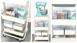 <b>NEW</b>! <b>Kitchen</b> Organization | Updated <b>DIY Baking</b> Station w/iDesign ...