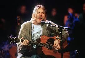 <b>Kurt Cobain's</b> 'Unplugged' Sweater: Auction May Hit $300,000 ...