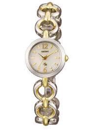 <b>Orient Часы UB8R002W</b>. <b>Коллекция</b> Lady Rose | www.gt-a.ru