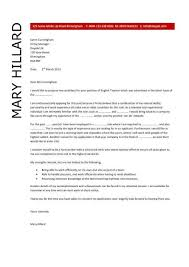 English Teacher Resume Sample Volumetrics Co Resume For English     happytom co Private Tutor Resume Samples