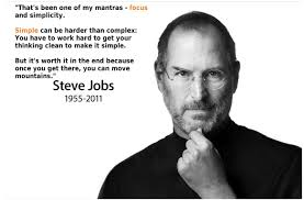 simple can be harder than complex ~steve jobs simplify simple can be harder than complex ~steve jobs